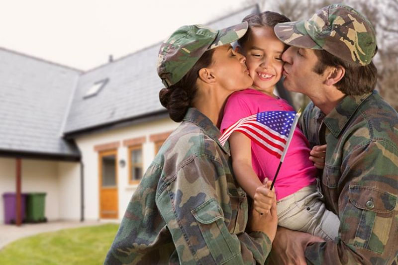 The Unique Challenge of Working with Military Kids and their Families