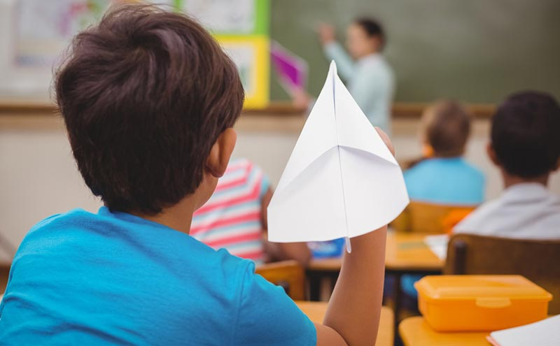 What to do when: A child is consistently disruptive in the class